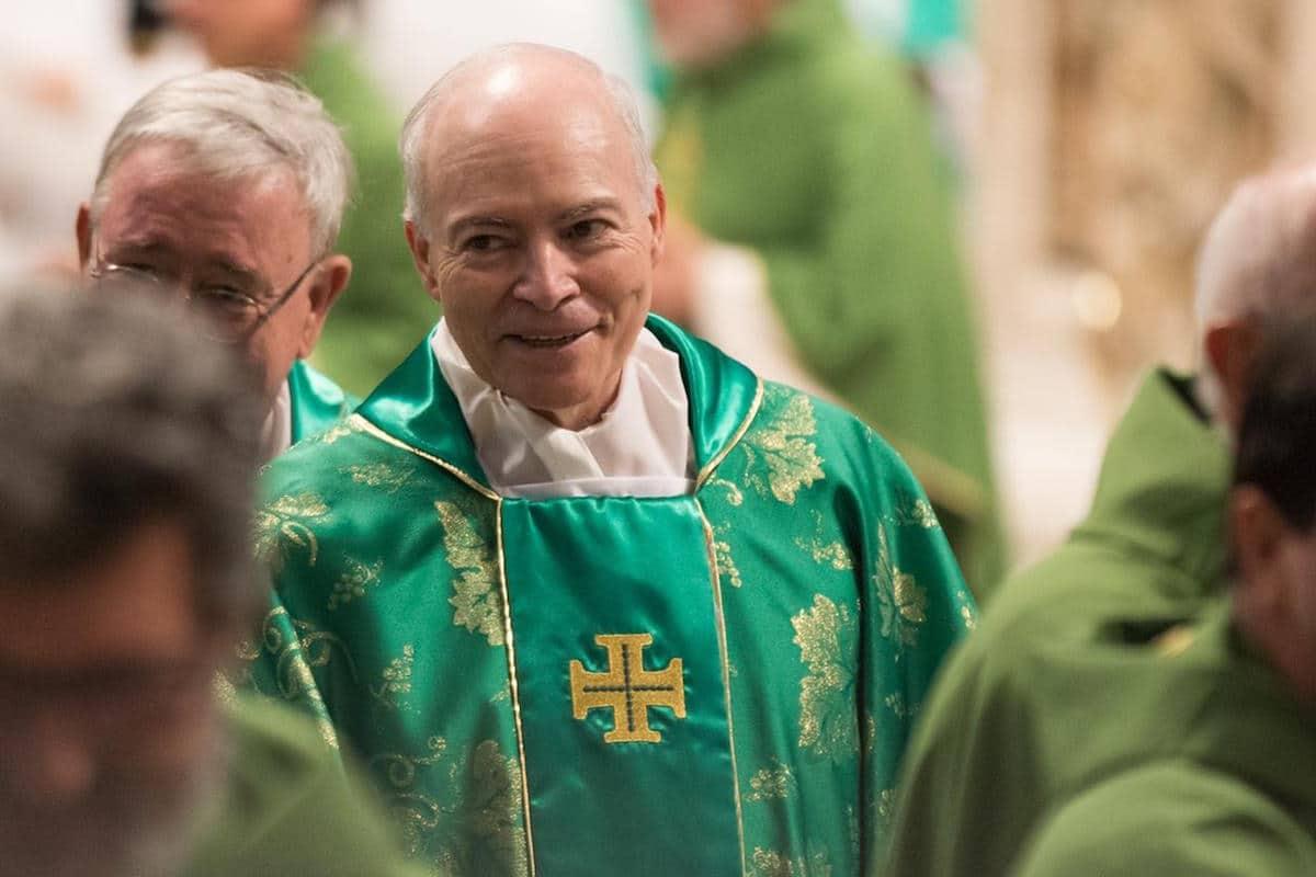 El Cardenal Carlos Aguiar Retes, Arzobispo Primado de México. Foto: María Langarica
