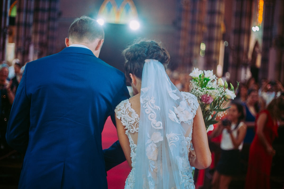 El Sacramento del Matrimonio. Foto: Cathopic
