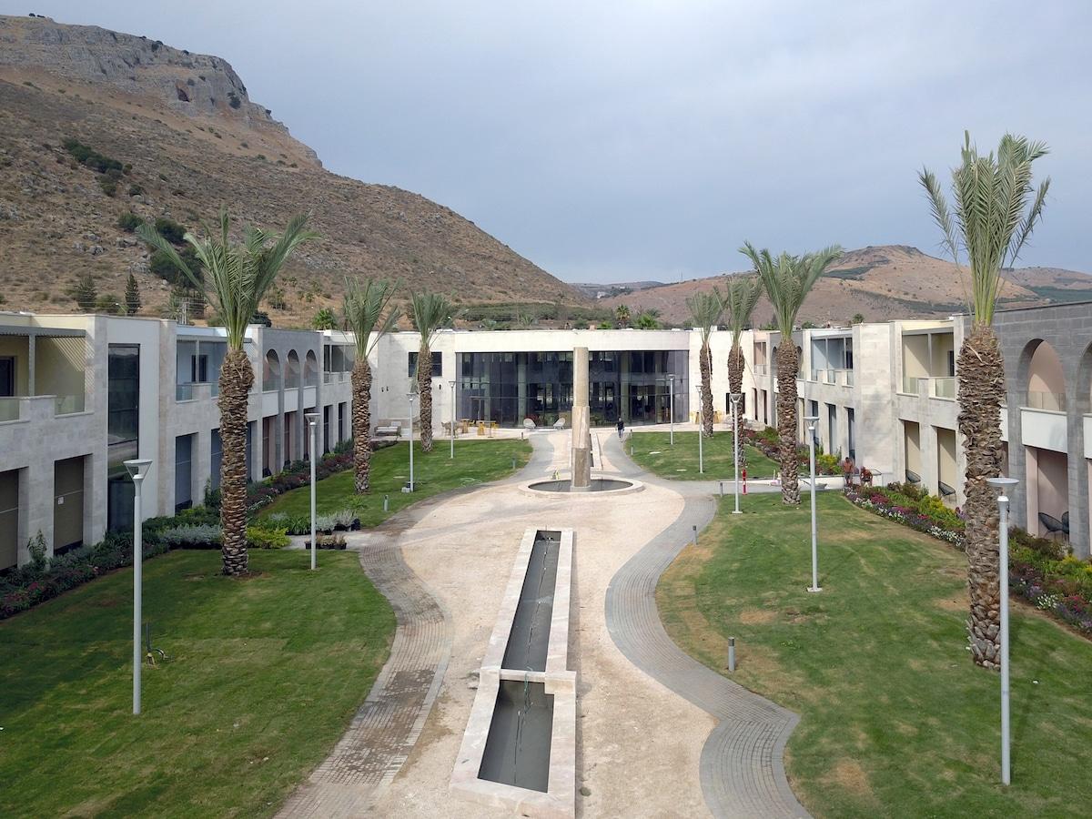 Centro de Peregrinos de Magdala