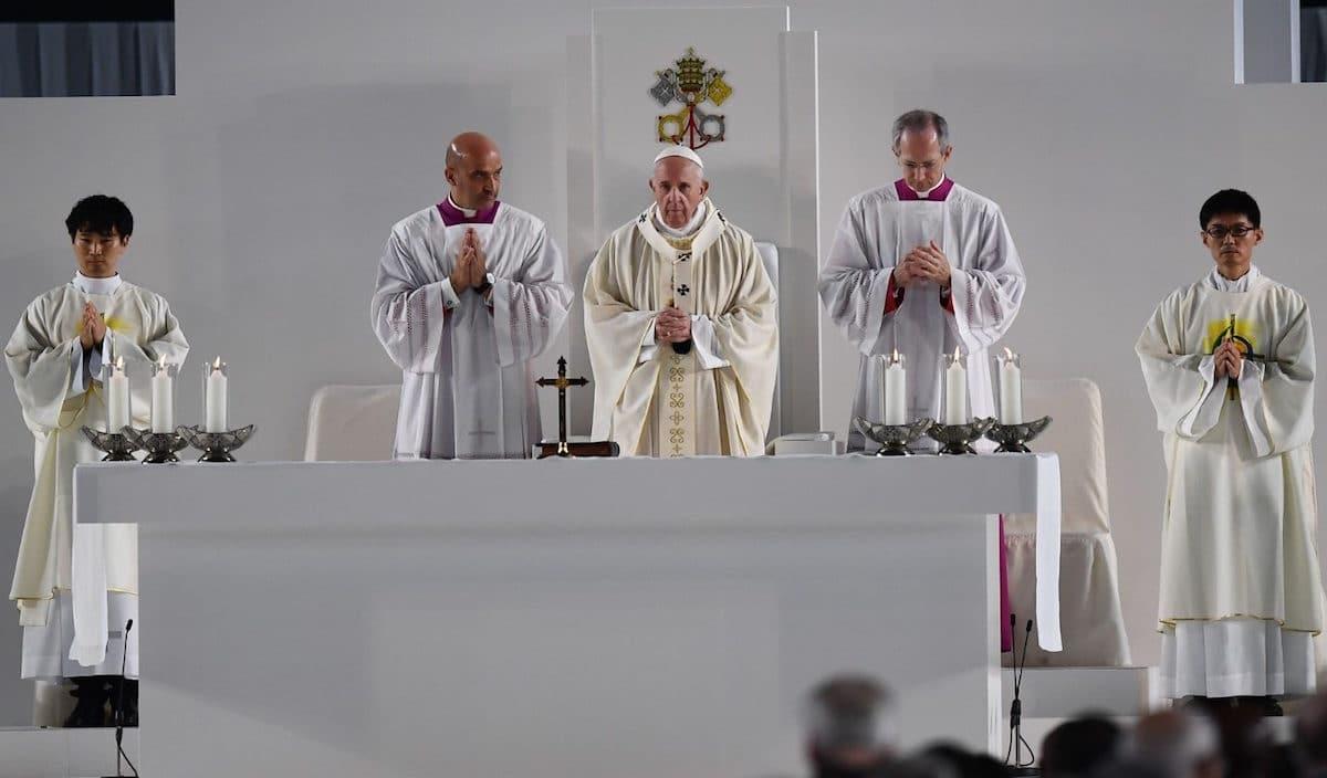 Juegos Olímpicos 2020: ¿Cómo es el catolicismo en Japón?