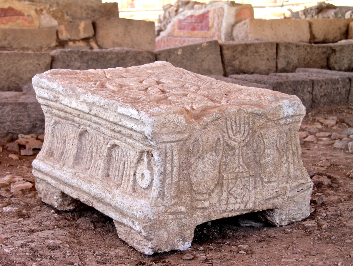 La Piedra Magdala