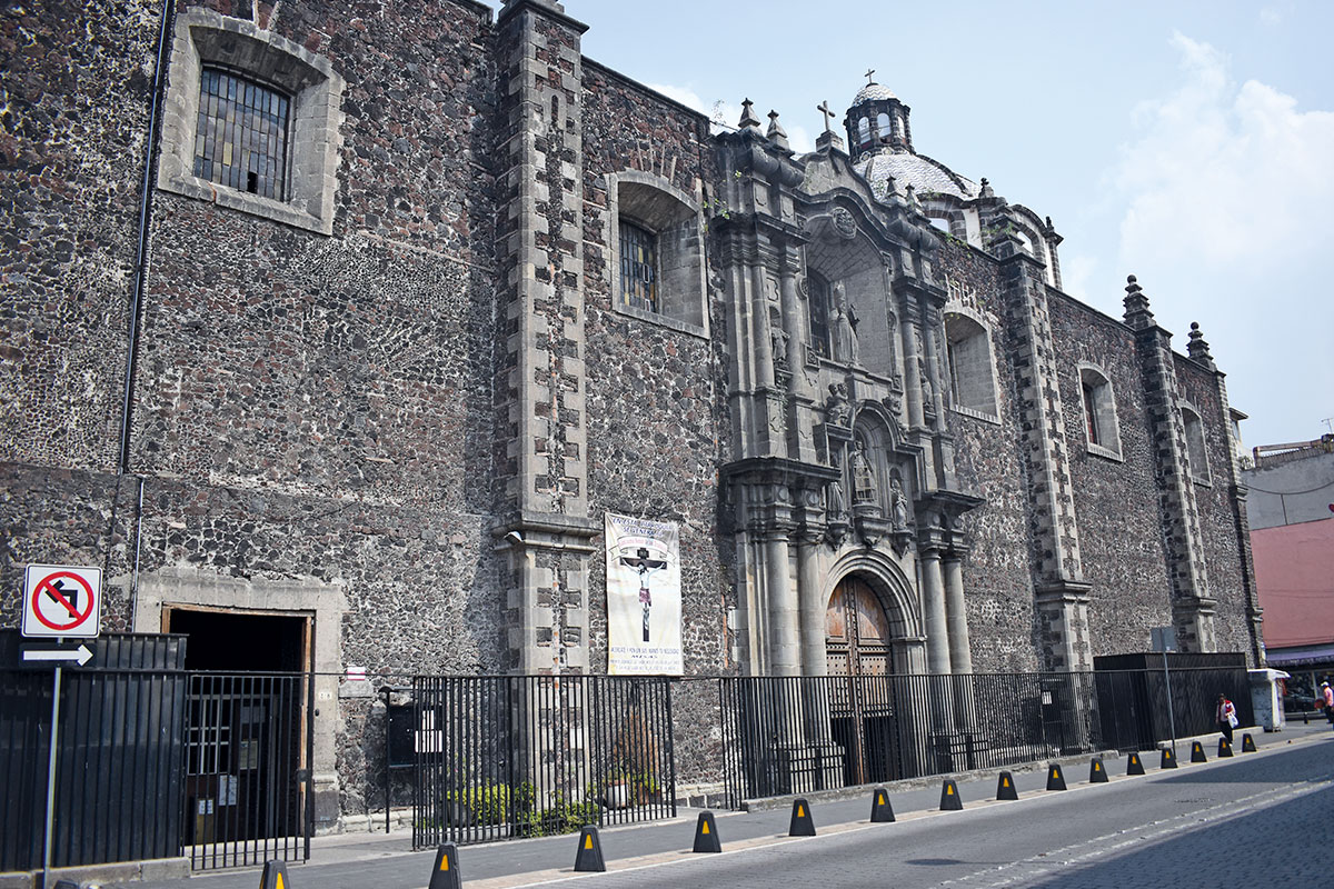 Parroquia de San Lorenzo Diácono y Mártir. Foto: Ricardo Sánchez.