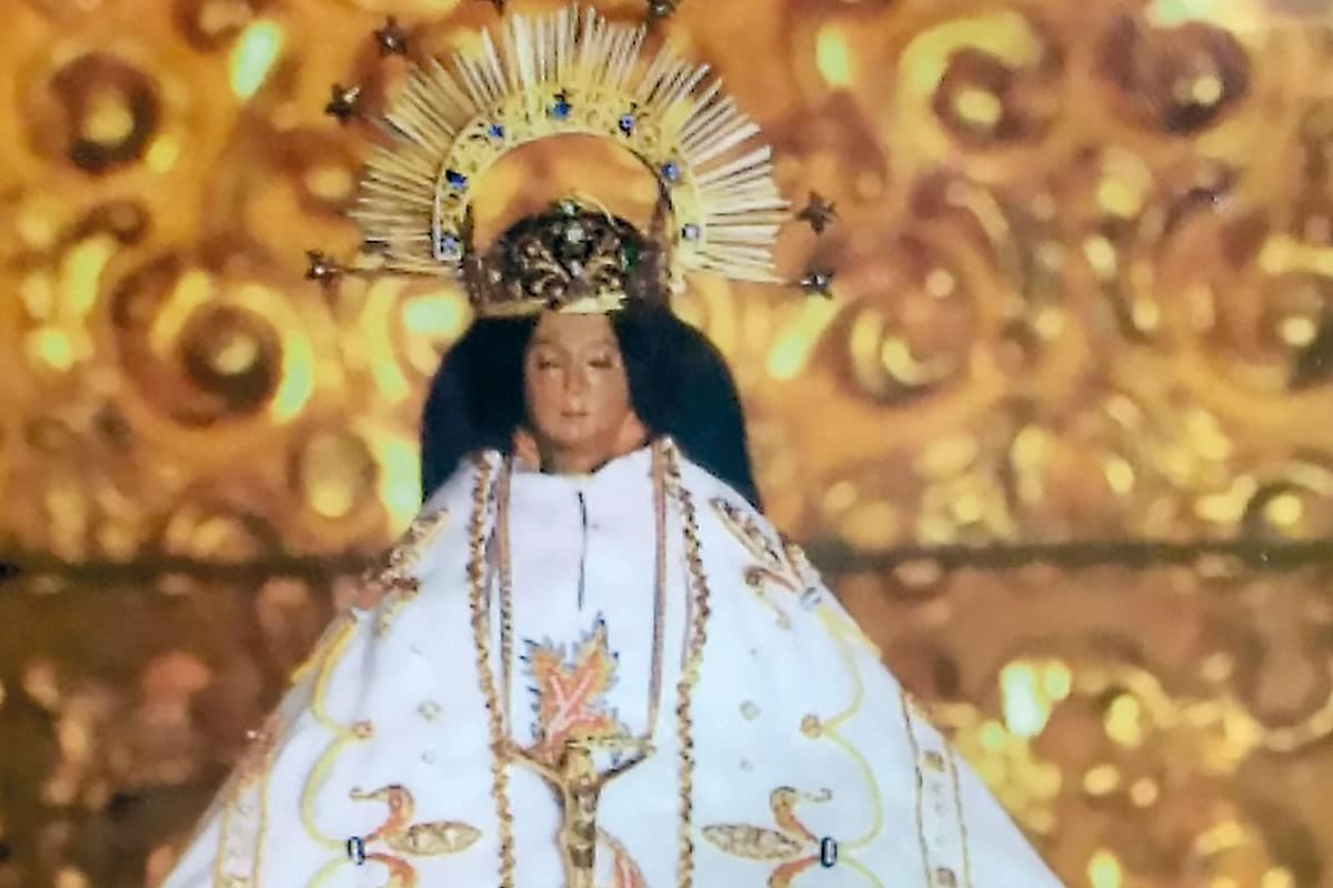 Virgen de Juquila, Oaxaca.