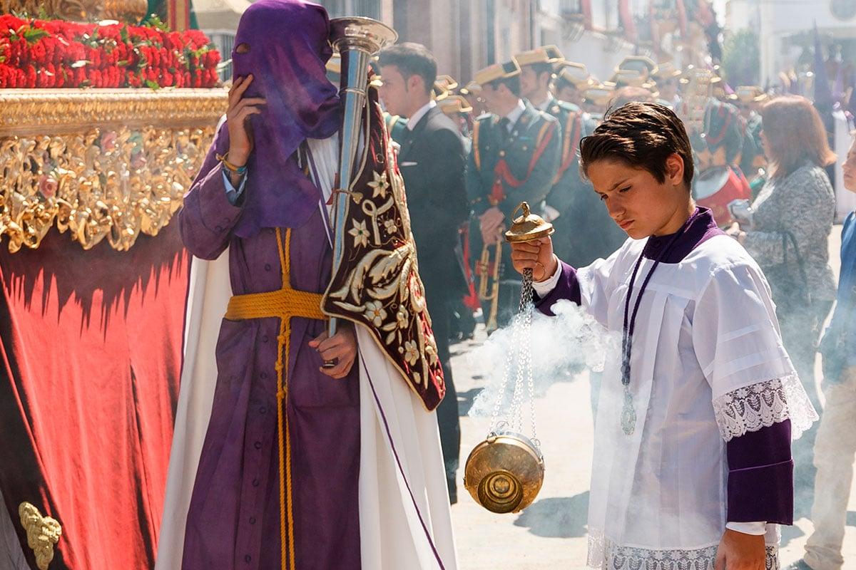 La vocación religiosa puede iniciar desde muy jóvenes.