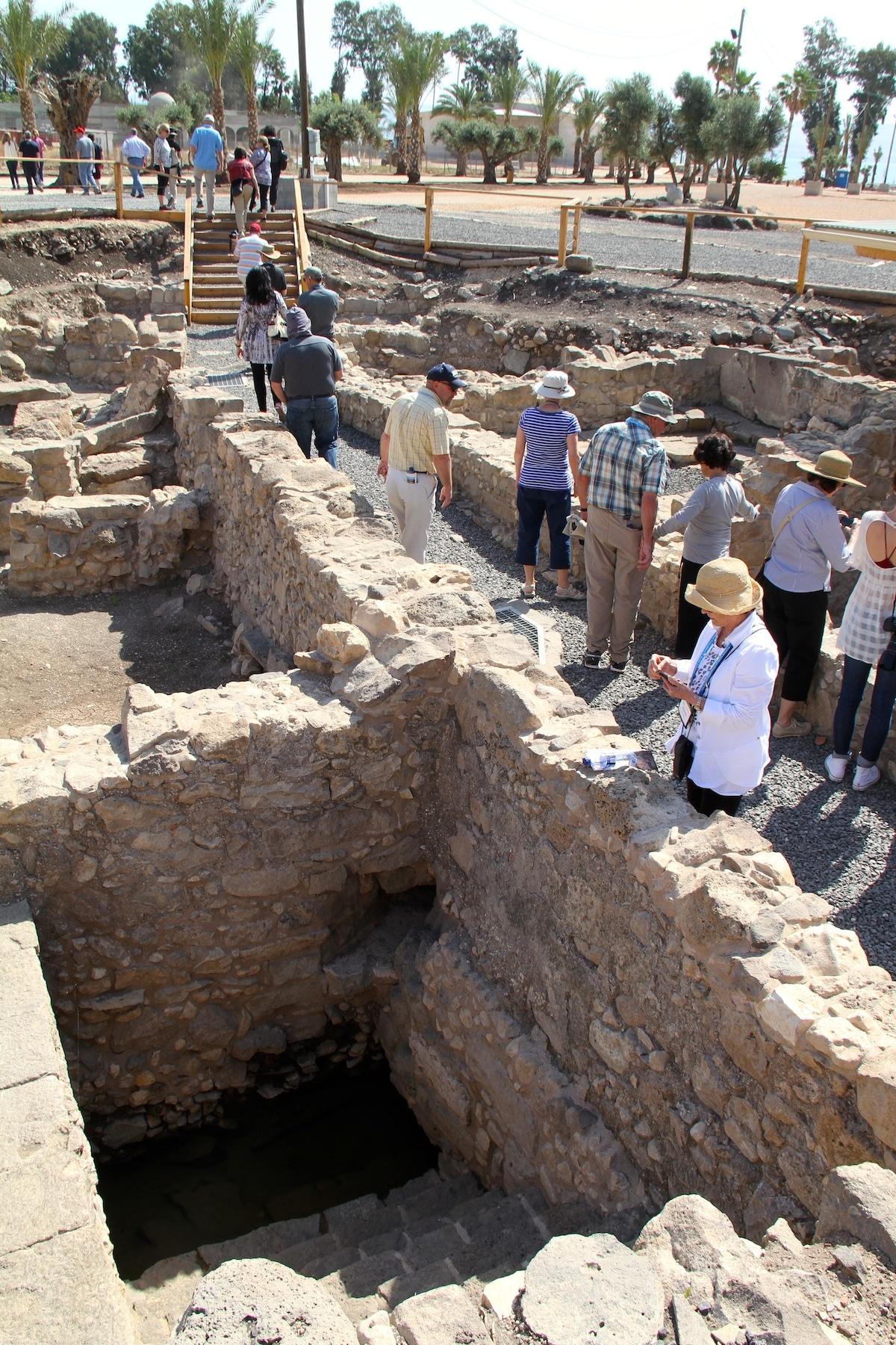 Zona Arqueológica de Magdala