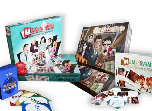 El emprendedor mexicano que creó juegos de mesa católicos