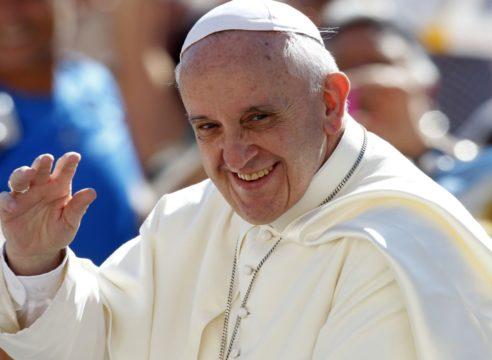 Este es el secreto del Papa Francisco para una vida feliz