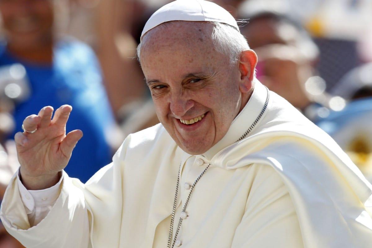 El Papa Francisco. Foto Vatican Media