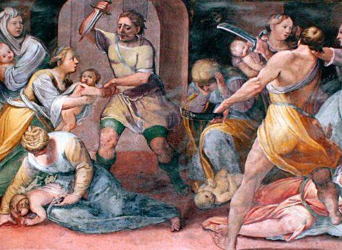 Los santos inocentes, un episodio bíblico actual