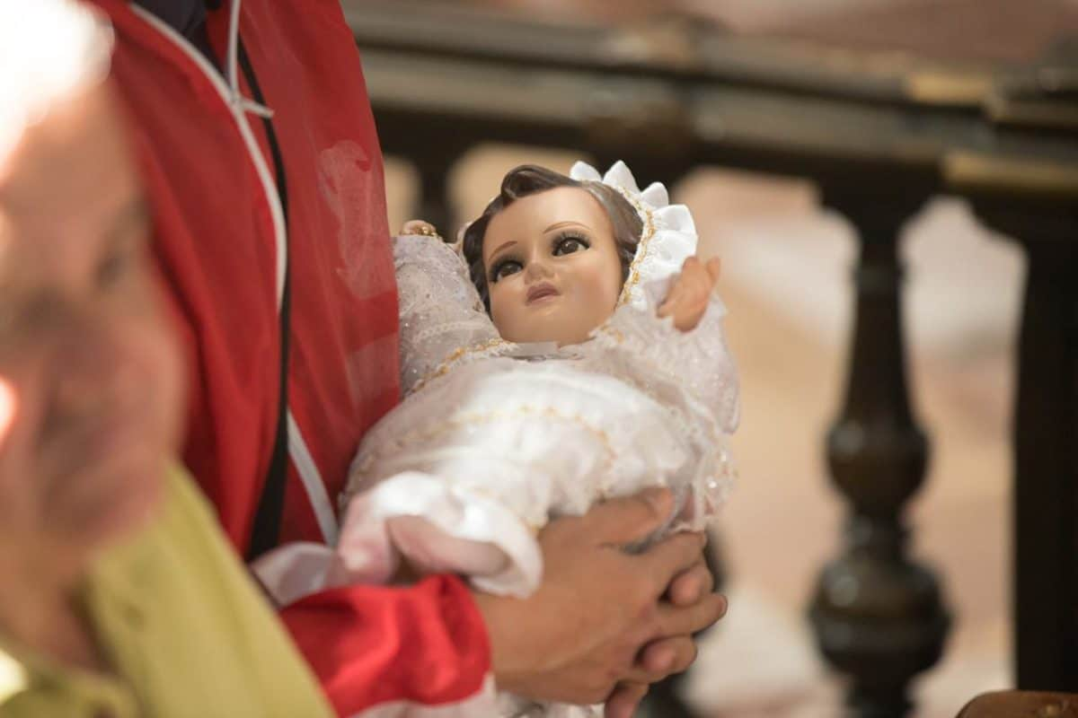 Misa de Navidad en la Catedral Metropolitana Foto María Langarica