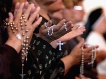 Este sábado, la Arquidiócesis de México se unirá en el rezo del Rosario