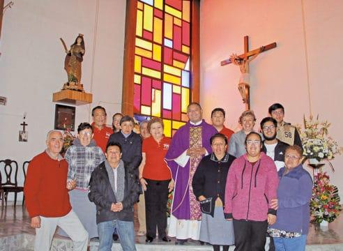 Una nueva etapa para la Parroquia de Santa Lucía, en Azcapotzalco