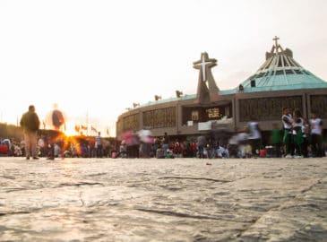 Participa desde casa en la peregrinación virtual a la Basílica de Guadalupe