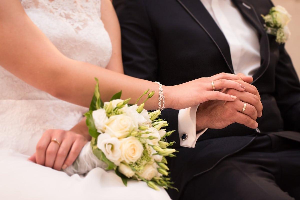 El Matrimonio es un Sacramento de la Iglesia Católica. Foto: Pixabay