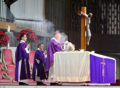 Homilía del Arzobispo Aguiar en el IV Domingo de Adviento