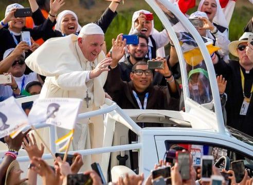 Los viajes del Papa Francisco en 2019