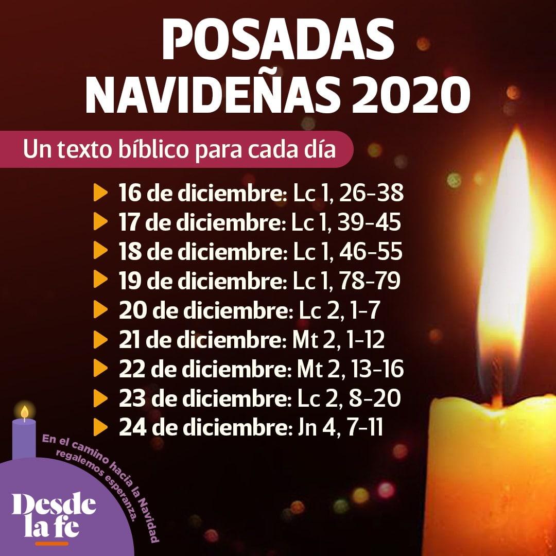 Posadas navideñas 2020