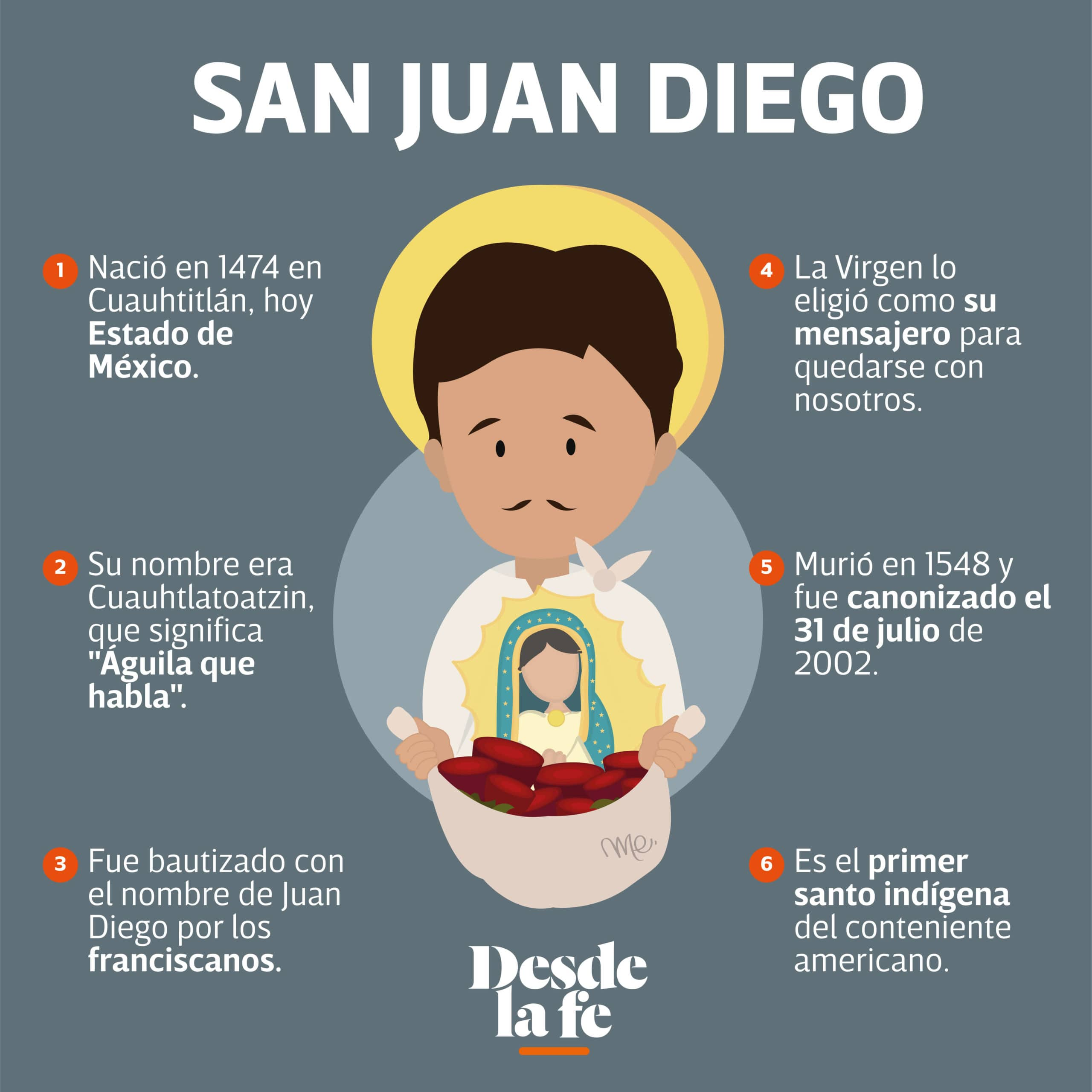San Juan Diego.