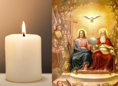 ¿Por qué encendemos una vela a la Divina Providencia cada 1 de mes?