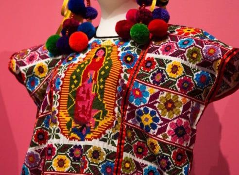 70 artistas textiles exhiben su devoción a la Virgen de Guadalupe