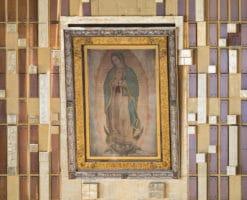 Pese a ser Domingo de Adviento, la Virgen de Guadalupe celebrará su día