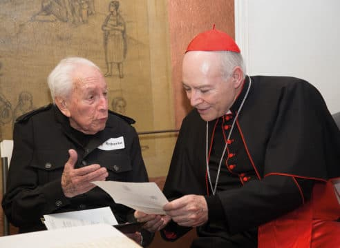 El sacerdote más longevo de la Arquidiócesis de México
