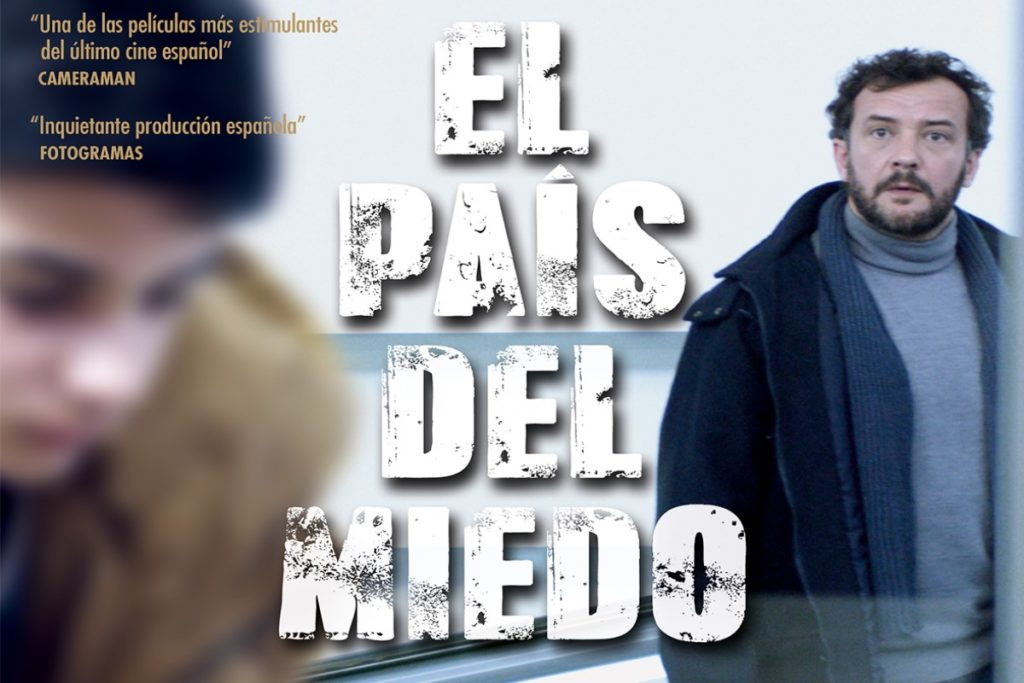 La película El país del miedo. Foto Especial