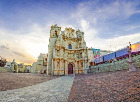 Basílica de Nuestra Señora de la Soledad, belleza de Oaxaca