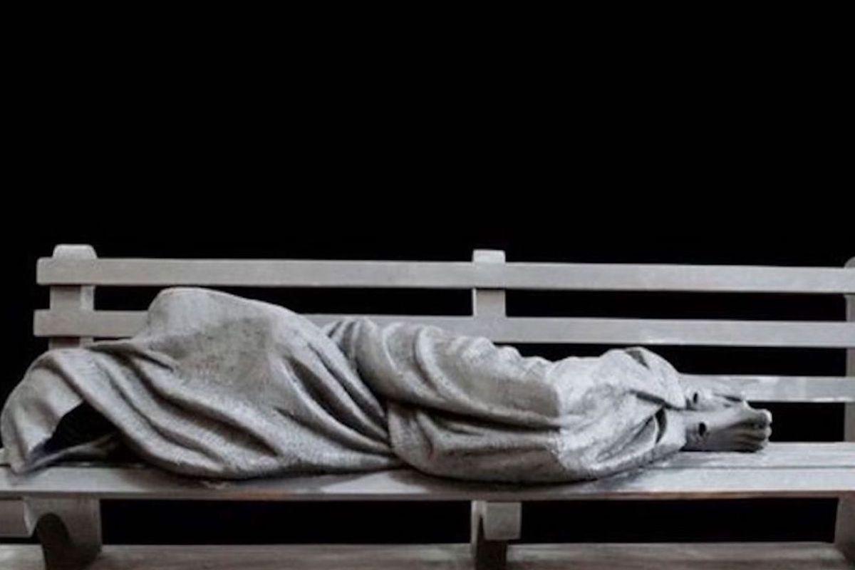 "Develarán en Catedral el ""Jesús sin hogar"""