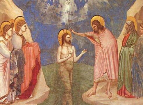 ¿Por qué Jesús decidió recibir el Bautismo?