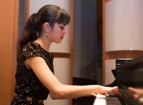 La huella de la organista Sor María Clara del Santísimo Sacramento