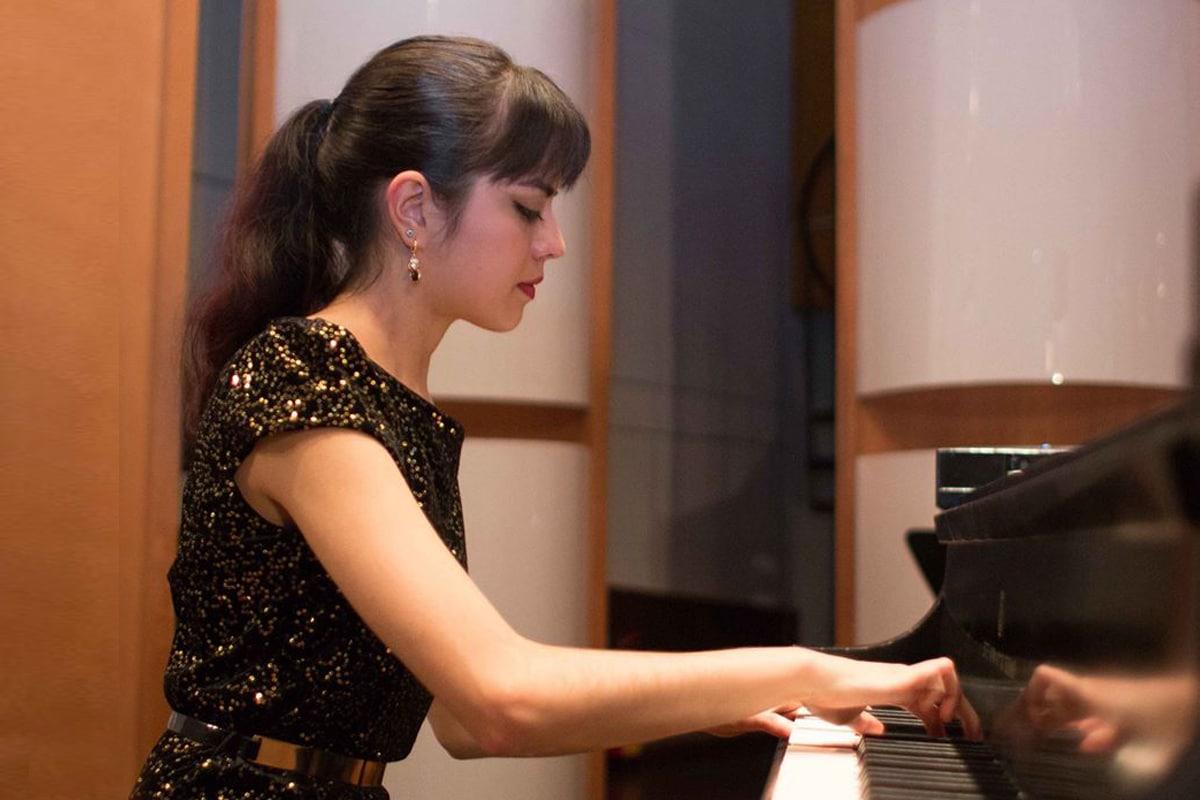 La pianista Argentina Durán. Foto: Cortesía