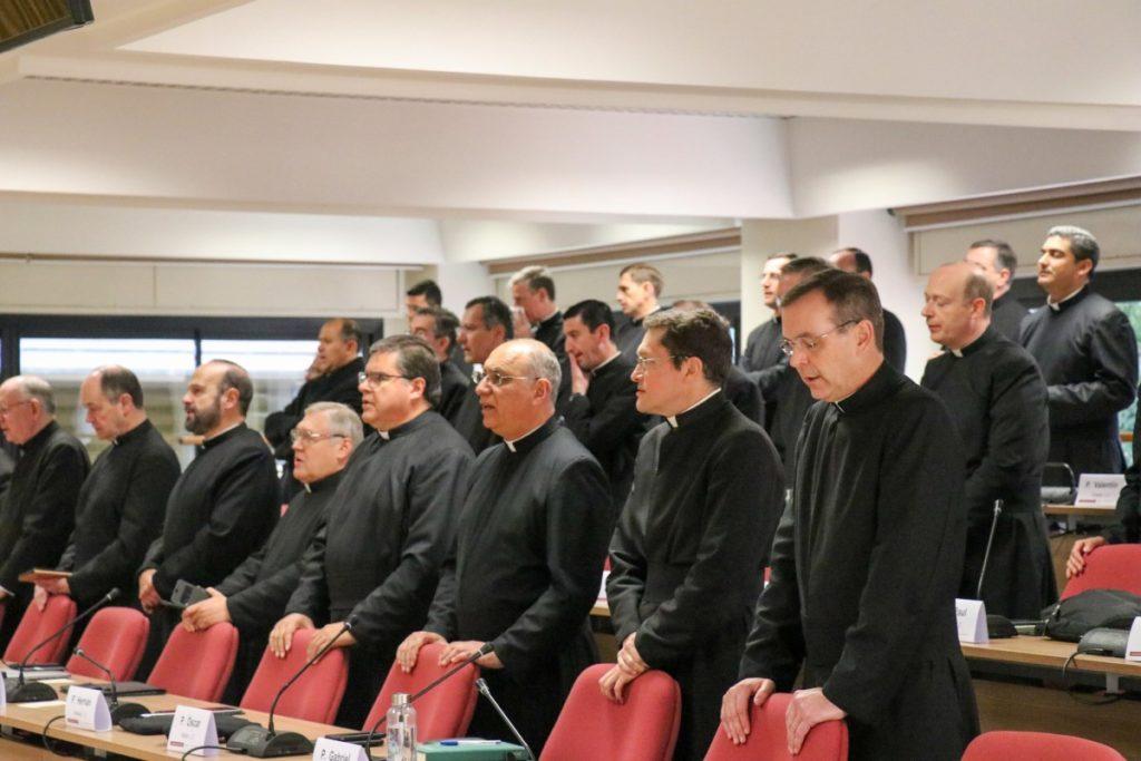 Los Legionarios de Cristo se reúnen del 20 al 28 de enero en Roma. Foto Legionarios