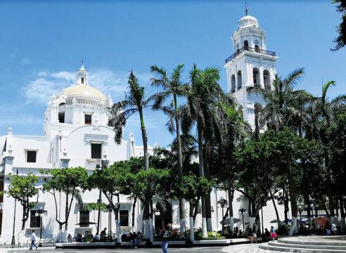 La Catedral de Veracruz, el corazón de la evangelización en México