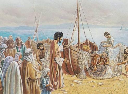 La confianza y la fe, virtudes de Jesús
