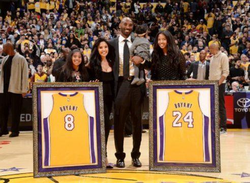 'No les des sólo lo material', la carta sobre paternidad de Kobe Bryant