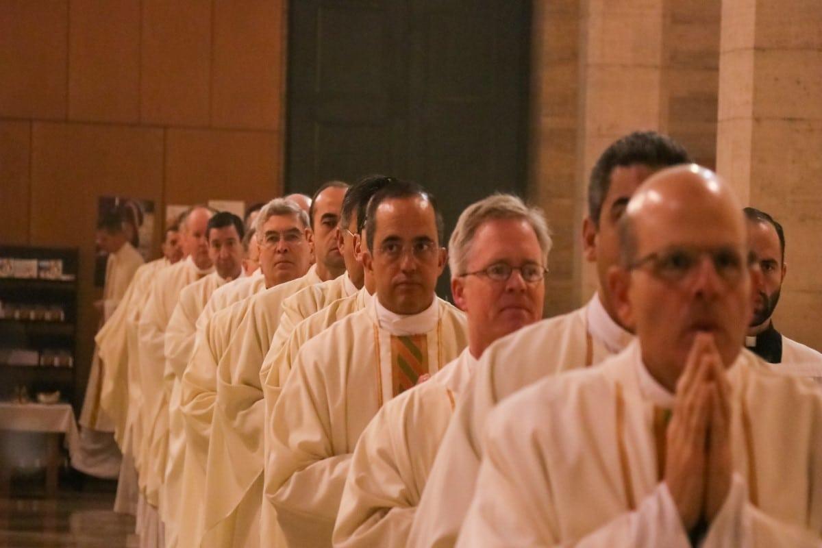 Los Legionarios de Cristo elegirán nuevo superior general. Foto Legionarios