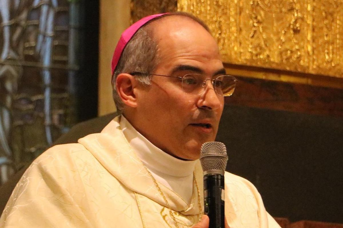 Monseñor Héctor Pérez Villarreal.