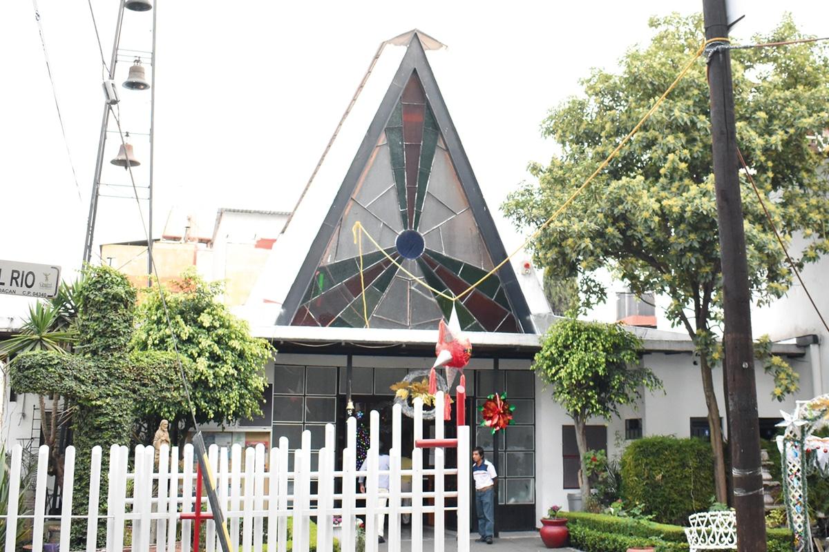 la fiesta de la Parroquia del Sagrado Corazón de Jesús se celebra el 19 de junio.