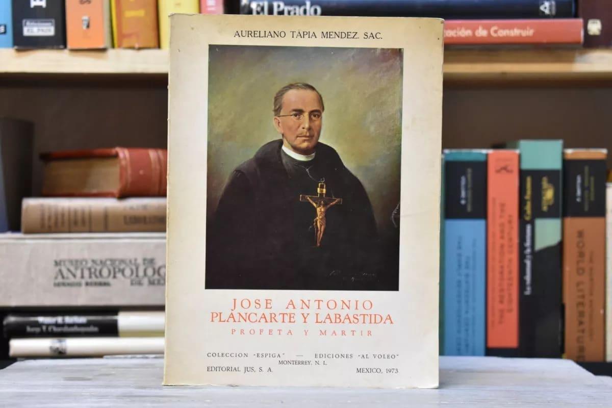 José Antonio Plancarte y Labastida, ex Abad de la Basílica de Guadalupe.