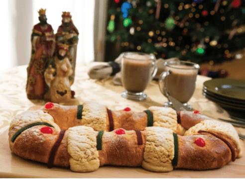 Rosca de Reyes: dinámica para partirla en familia