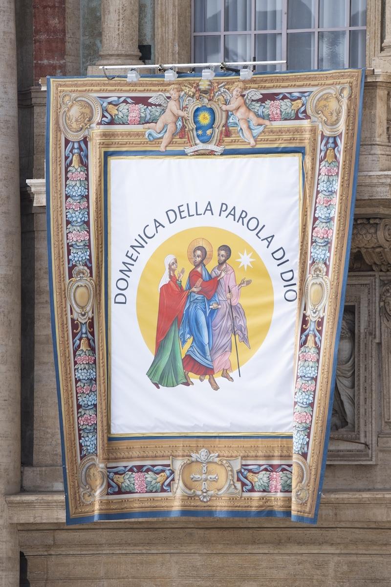 Domingo de la Palabra. Foto: L'Osservatore Romano