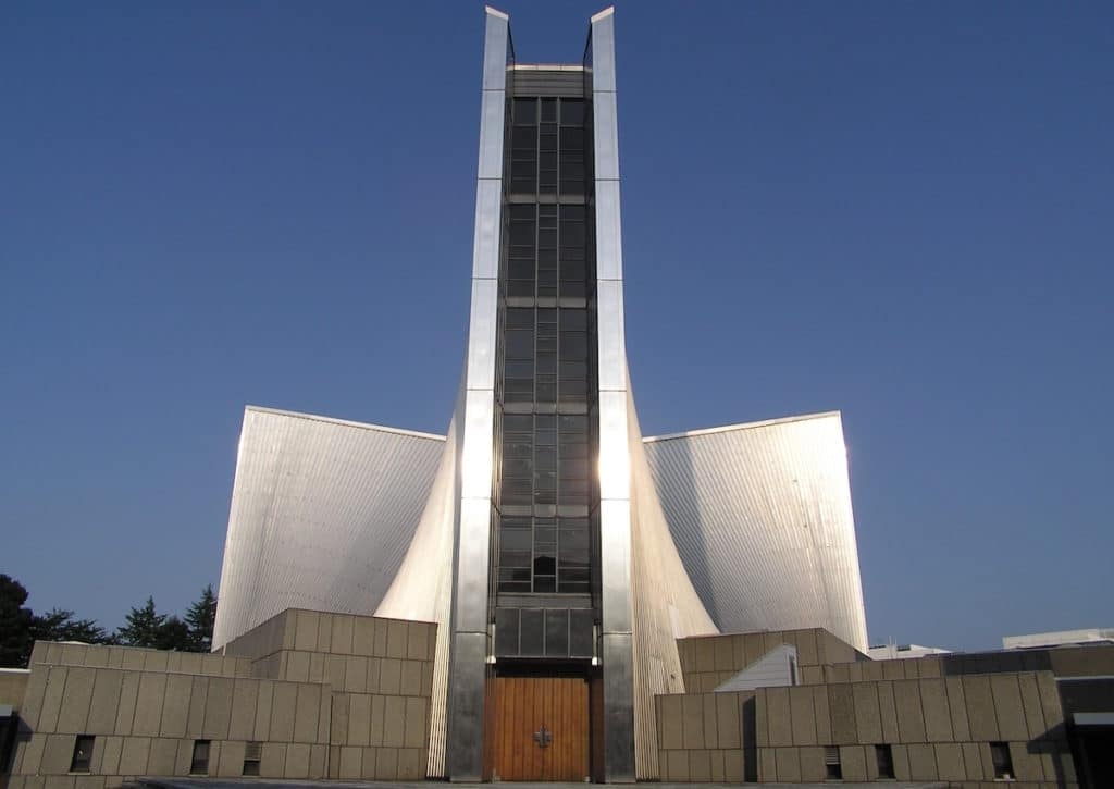 Catedral de Santa María en Tokio. Foto: L'Osservatore Romano