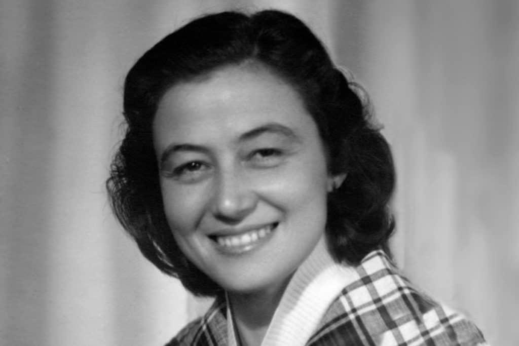 Chiara Lubich, líder y fundadora del movimiento de los Focolares. Foto: L'Osservatore Romano