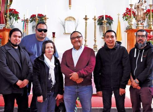 Esta iglesia salva de la violencia a los niños de La Merced