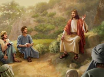 ¿Por qué Jesús cuando habladel Reino de los Cielos como un tesoro?