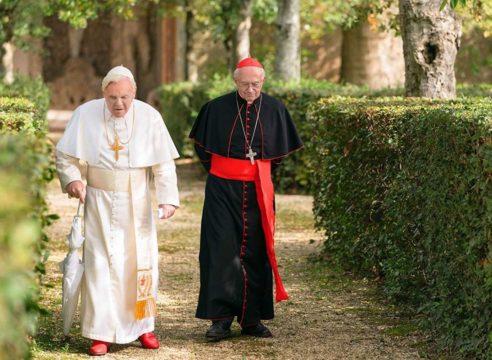 Las opiniones a favor y en contra de la película 'Los dos Papas'
