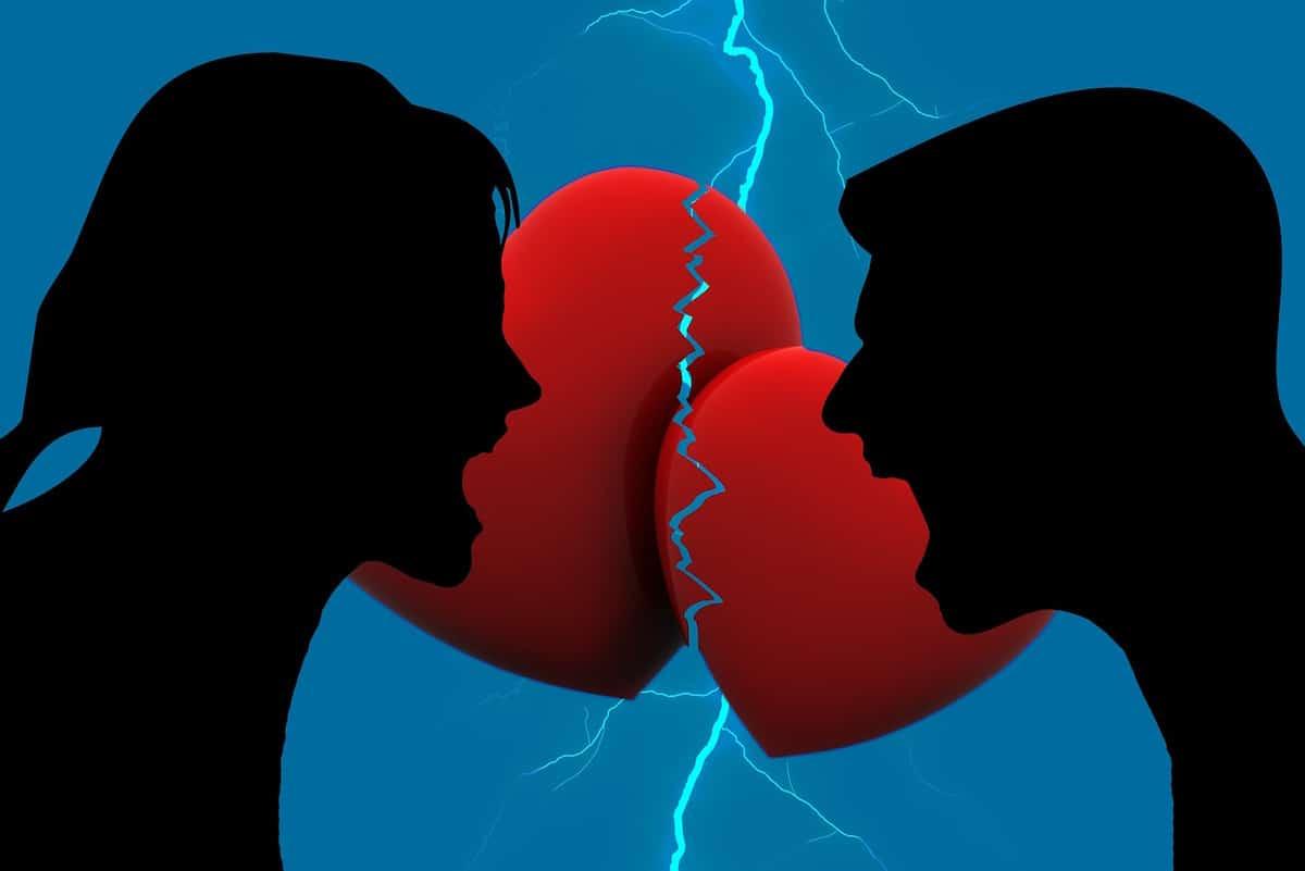 Si tu noviazgo es tóxico, debes pensar seriamente en terminar la relación.