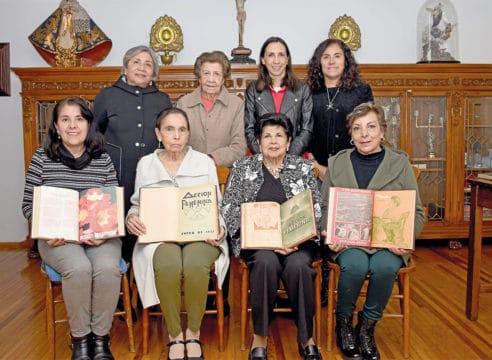 Acción femenina, 93 años formando mujeres