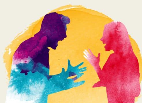 ¿Cómo hablar a nuestras hijas de acoso y violencia?